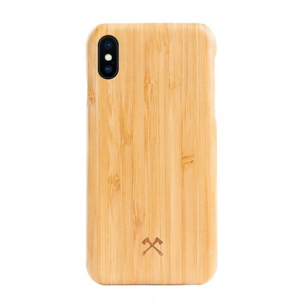 Woodcessories EcoCase Slim for iPhone XS Max - Bamboo, eco276