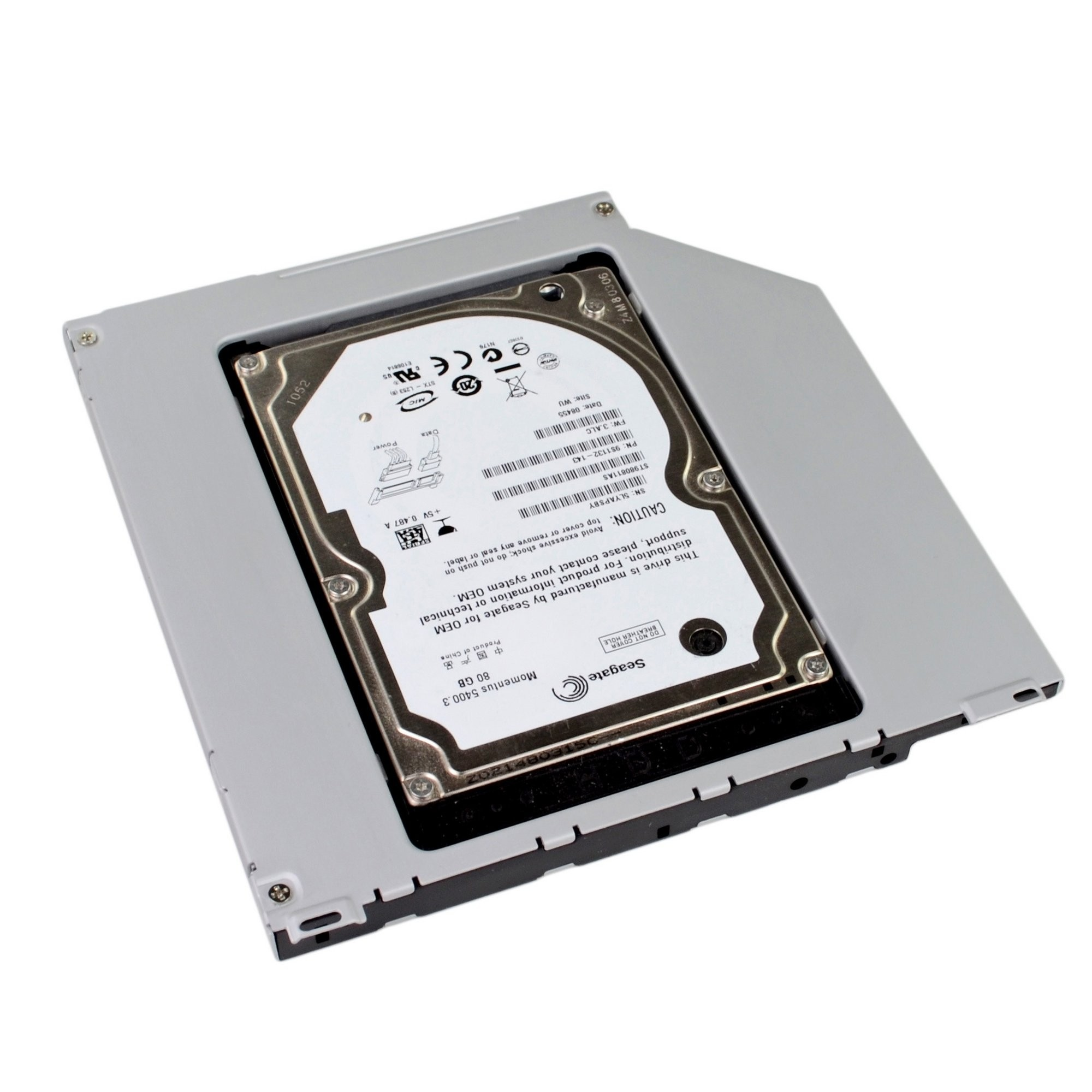 iFixit Unibody Laptop Dual Drive - Part Only,  IF107-080-1