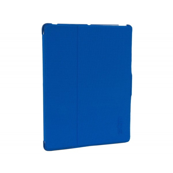 STM Skinny Compact Folio-Style Case and Screen Cover for iPad 2/3/4 : Royal Blue, *STM-SKINNY-iPAD3-Royal Blue