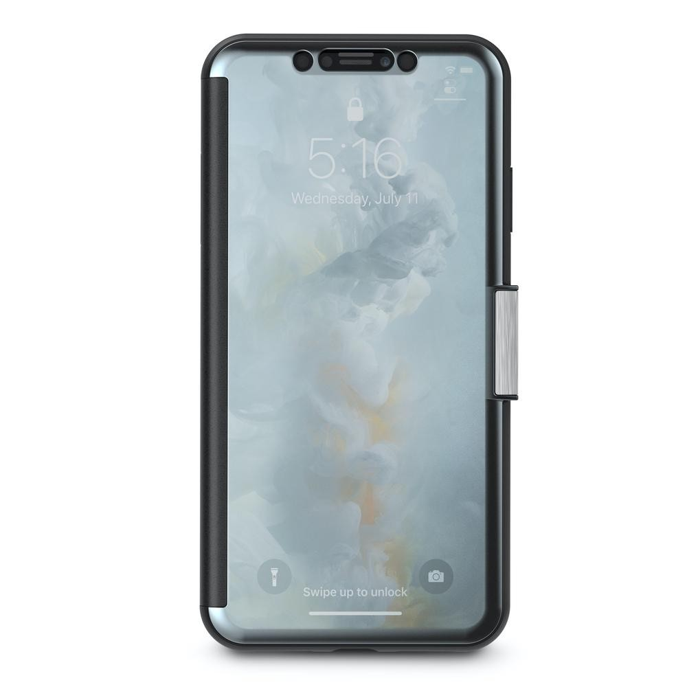 Moshi StealthCover for iPhone Xs Max - Gunmetal, 99MO102023