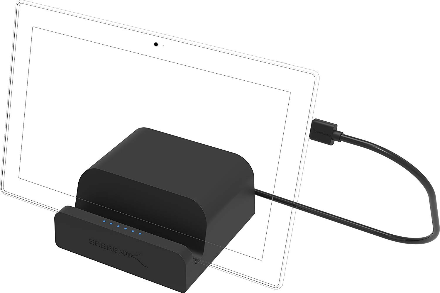 **DISCONTINUED**Sabrent USB 3.0 Universal Docking Station, DS-RICA