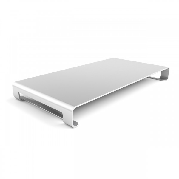 Satechi Aluminum Monitor Stand - Silver, ST-ASMSS