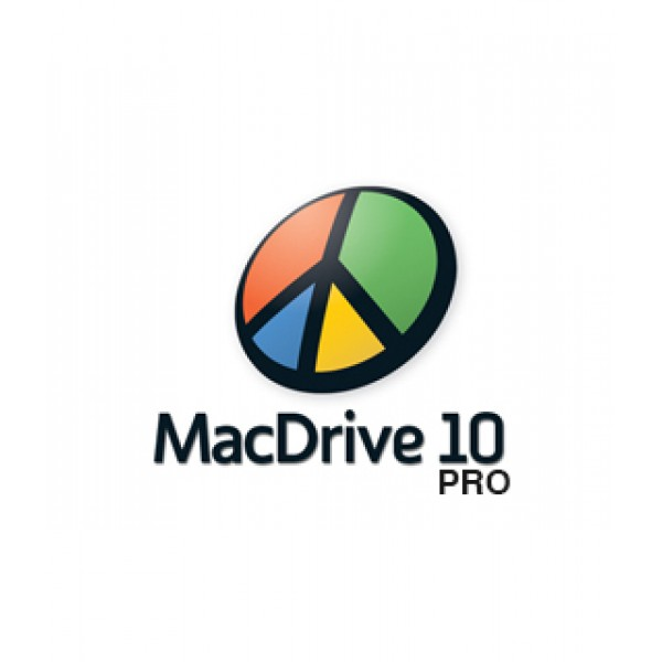 MediaFour MacDrive 10 Pro - Digital Download, MEDMD10PRODDLSR