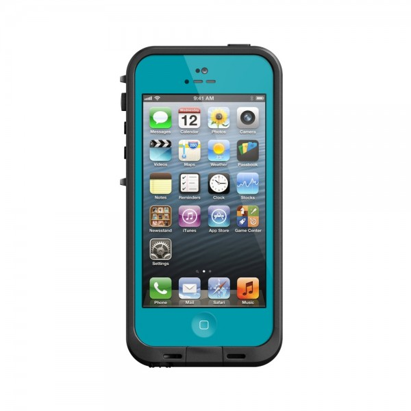 LifeProof Waterproof fre Case for iPhone 5 : Teal, *LIF031