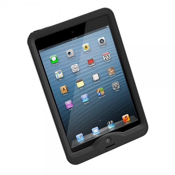 LifeProof nuud Case for the iPad mini - Black, *IPM-NUUD-BK