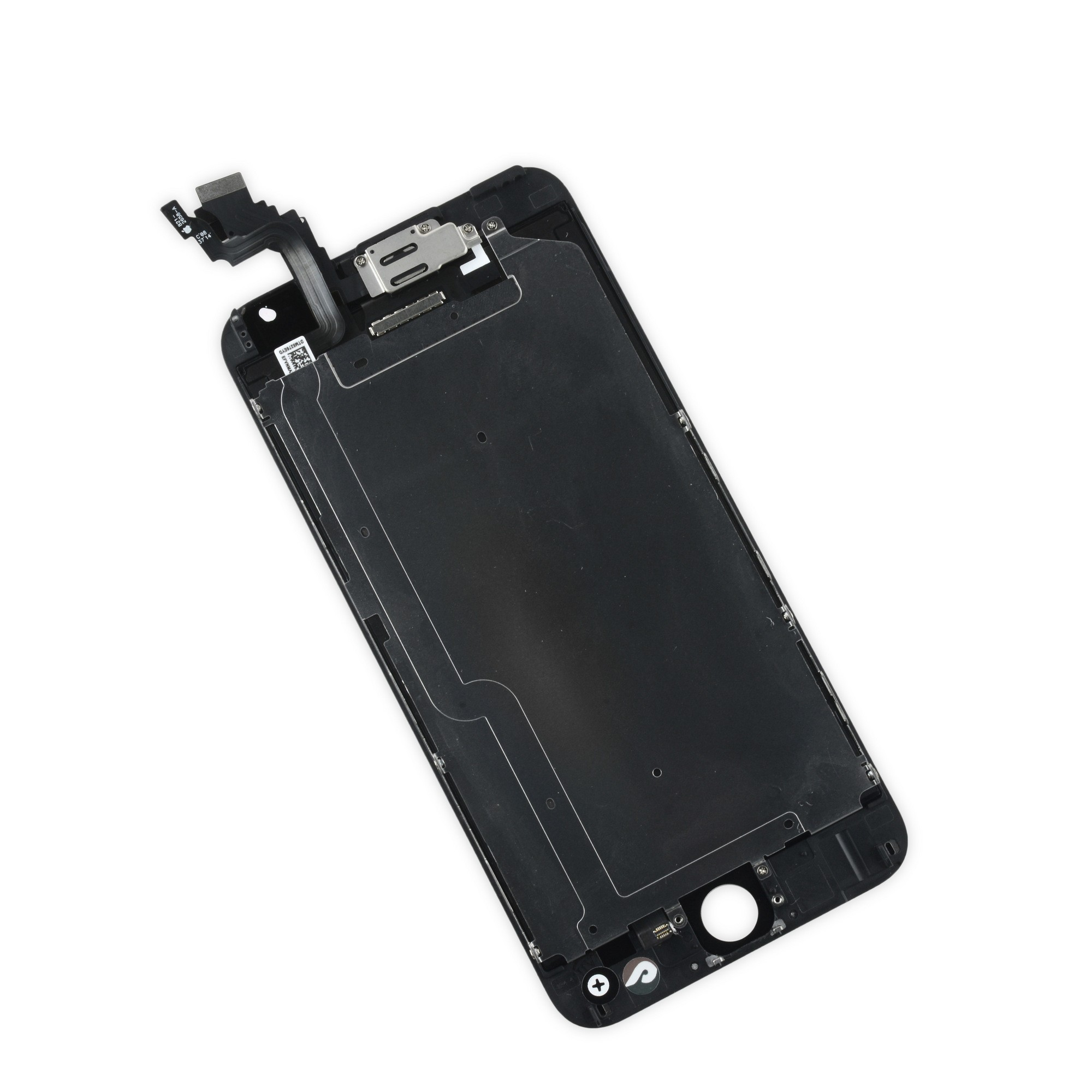 iFixit iPhone 6 Plus LCD Screen and Digitizer Full Assembly, New, Part Only - Black, IF269-000-1