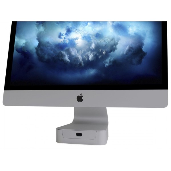 Rain Design mBase for iMac and iMac Pro 27 inch - Space Grey, RAI10045