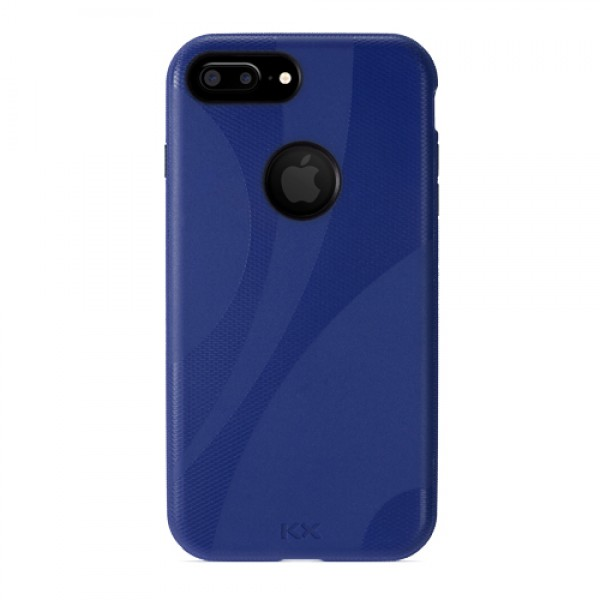 NewerTech NuGuard KX for iPhone 8 Plus/7 Plus - Midnight (Dark Blue), NWTKXIPH7PMI