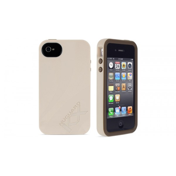 Newer Technology NuGuard KX for iPhone 4/4S - Eagle Shield, IPH4-KX-ES