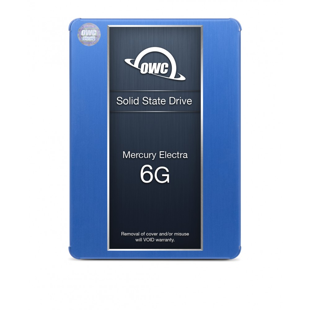 500GB OWC Mercury Electra 6G 2.5-inch 7mm SATA 6.0Gb/s Solid-State Drive - 7mm, OWCS3D7E6G500