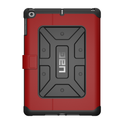 "UAG Metropolis Folio Case for iPad 9.7"" - Magma"