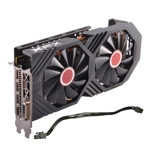 OWC Radeon RX 580 8GB Graphics Upgrade Solution for Mac Pro (2010 - 2012), OWCMP1012R580V