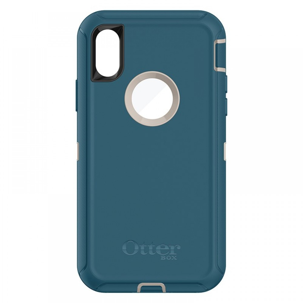 OtterBox Defender Series Case for iPhone X - Big SUR, 77-57029