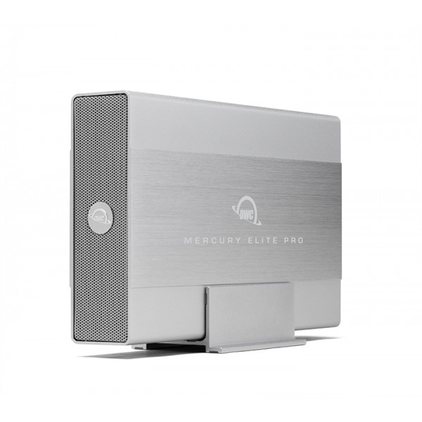 0TB OWC Mercury Elite Pro 3.5-inch USB 3.2 5Gb/s External Storage Enclosure, OWCME3NH7T00