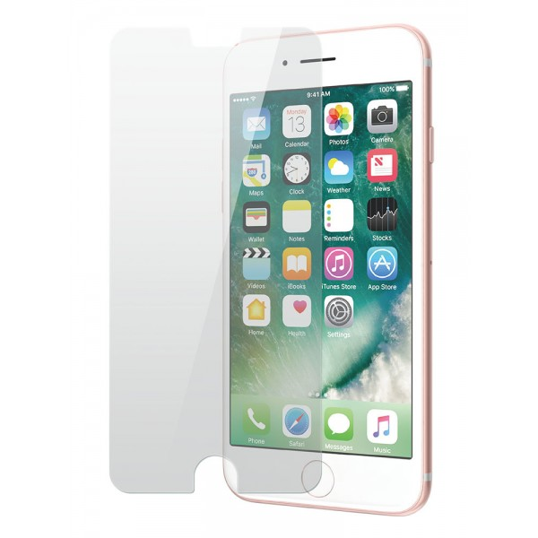 Power Support Glass Film ST High-Clear for iPhone 7/8, PBY-03