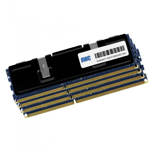 64.0GB (4 x 16.0GB) OWC PC10600 DDR3 1333MHz ECC FB-DIMM 240 Pin RAM - 8/12-Core Only, OWC1333D3X9M064