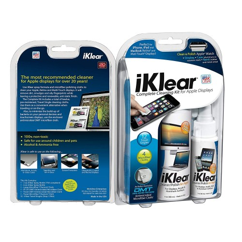 Klear Screen iKlear - The Complete Cleaning Kit