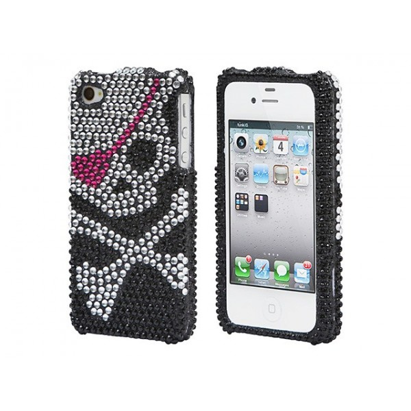 Dazzling Pirate Case for iPhone 4/4s, IPH4-9543