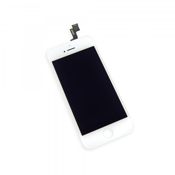 iPhone 5s LCD Screen and Digitizer - White, IF124-001-2