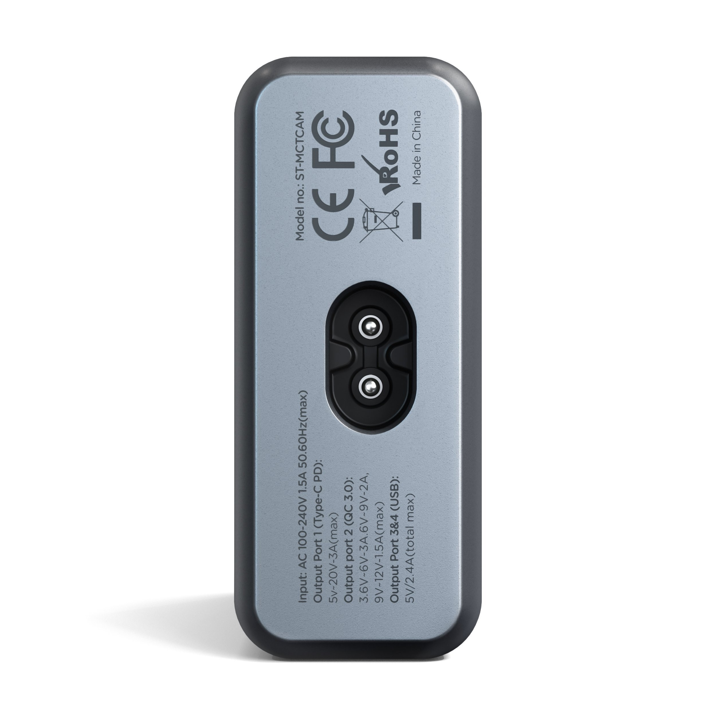 Satechi 75W MultiPort Travel Charger, ST-MCTCAM-AUK