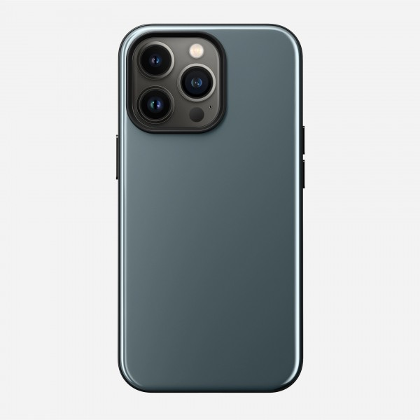 Nomad Sport Case For iPhone 13 Pro - Marine Blue , NM01046585