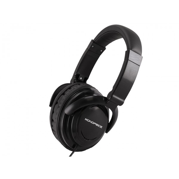 Hi-Fi Light Weight Over-the-Ear Headphone, HEAD-8324