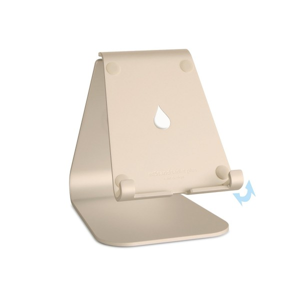 Rain Design mStand Tablet Plus - Gold, RAI10054