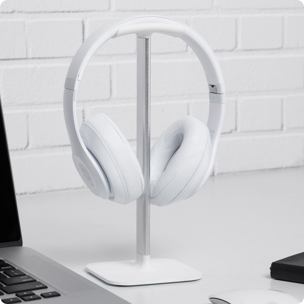 Bluelounge Posto Universal Headphone Stand - White, BL-PO-WH