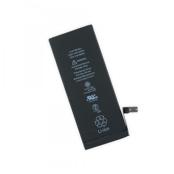 iFixit iPhone 6s High Quality Replacement Battery - Part and Adhesive, IF314-011-9