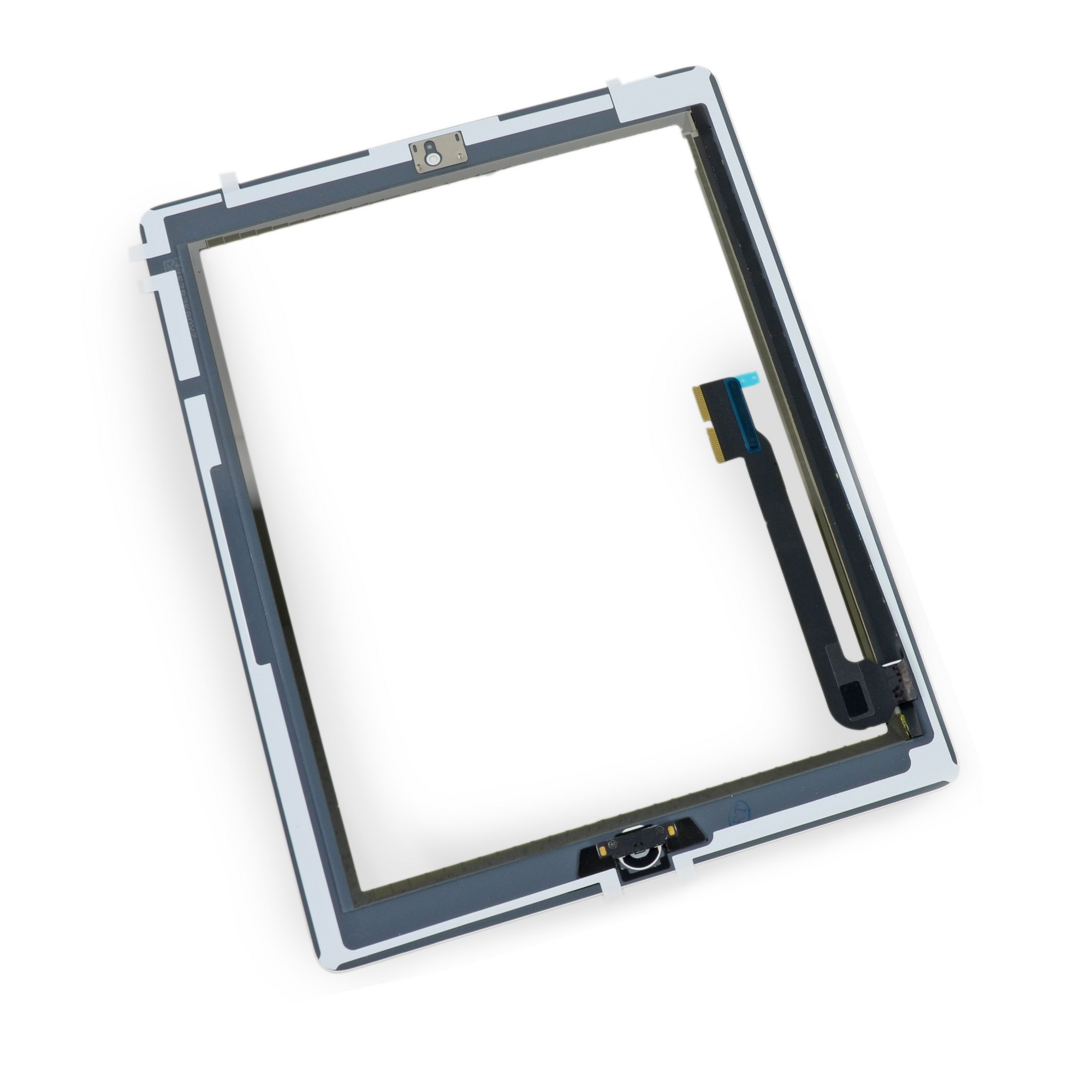 iPad 3 Front Glass/Digitizer Touch Panel Full Assembly, Part Only, New - White, IF116-018-2