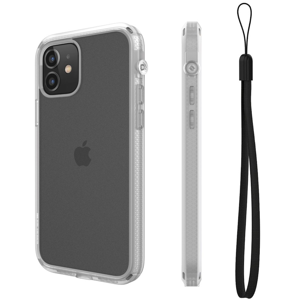 Catalyst Influence Impact Case for iPhone 12 / 12 Pro - Clear, CATDRPH12CLRM