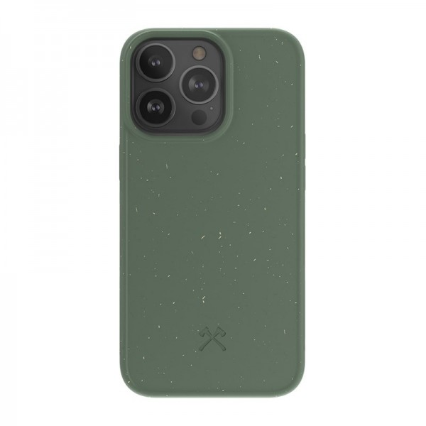 Woodcessories - BioCase - iPhone 13 Pro Max - Green, eco558