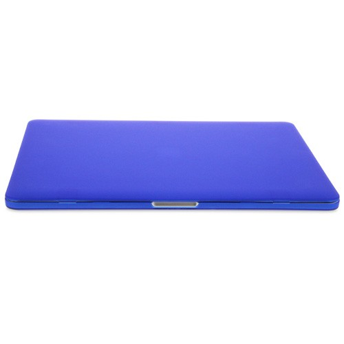 NewerTech NuGuard Snap-On Laptop Cover for MacBook Pro with Retina Display 15-Inch Models - Dark Blue, NWTNGSMBPR15DB