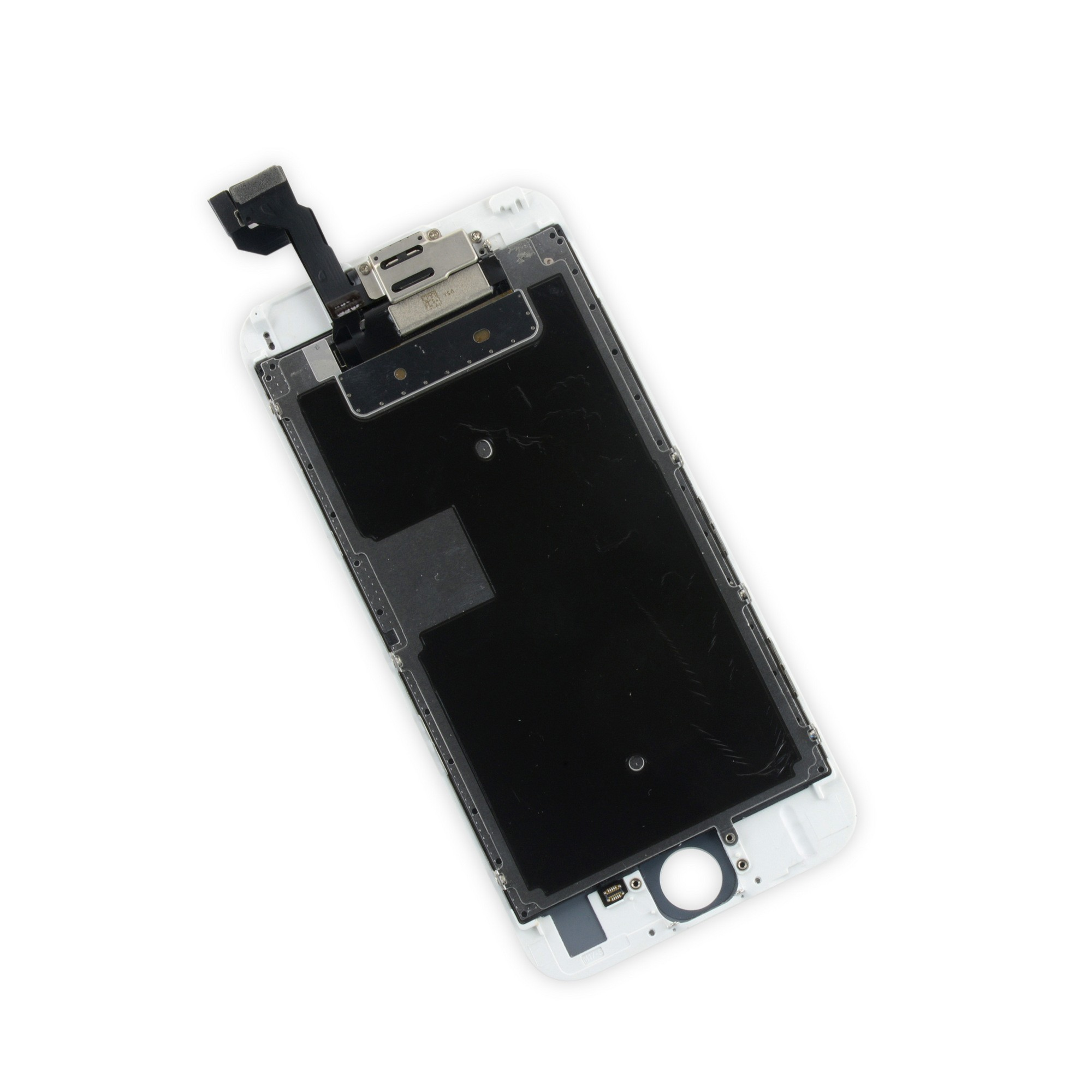 iFixit iPhone 6s LCD Screen and Digitizer Full Assembly, New, Fix Kit - White, IF314-040-6