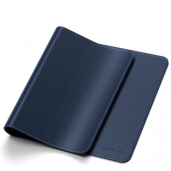 Satechi Eco Leather Deskmate - Blue, ST-LDMB