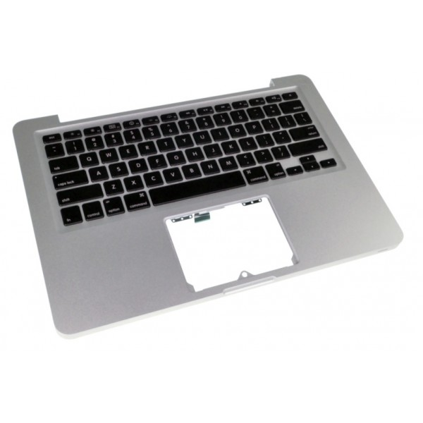"Topcase with Keyboard for 13"" MacBook Alluminium A1278 '08, MPP-046"