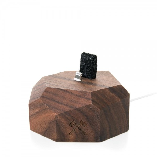 Woodcessories EcoDock - iPhone Dock - Walnut, eco181