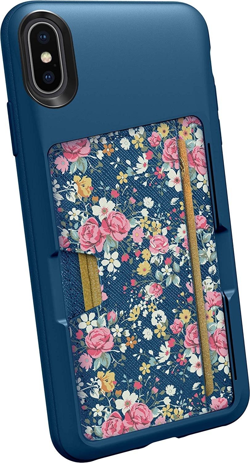 Smartish iPhone Xs Max Wallet Case Vol. 2 - Credit Card Holder (Silk) - Flavor of The Month, QXP-FEATURED1