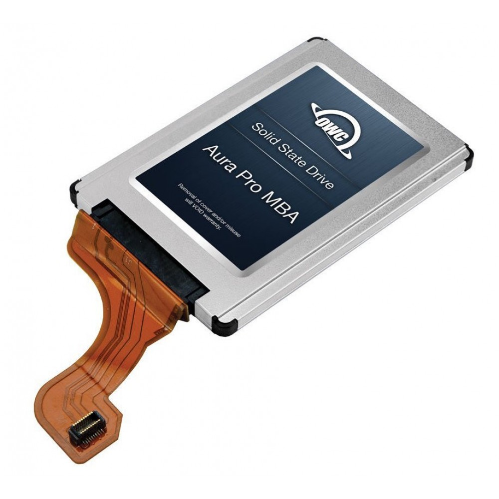**DISCONTINUED** 120GB OWC Aura Pro MBA 1.8-inch SATA 3.0Gb/s Solid-State Drive for MacBook Air 2008/2009., OWCSSDAPMB120