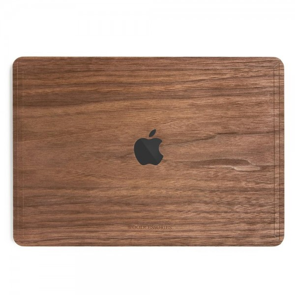 "Woodcessories EcoSkin Wood Case for MacBook 15"" - Walnut, eco164"