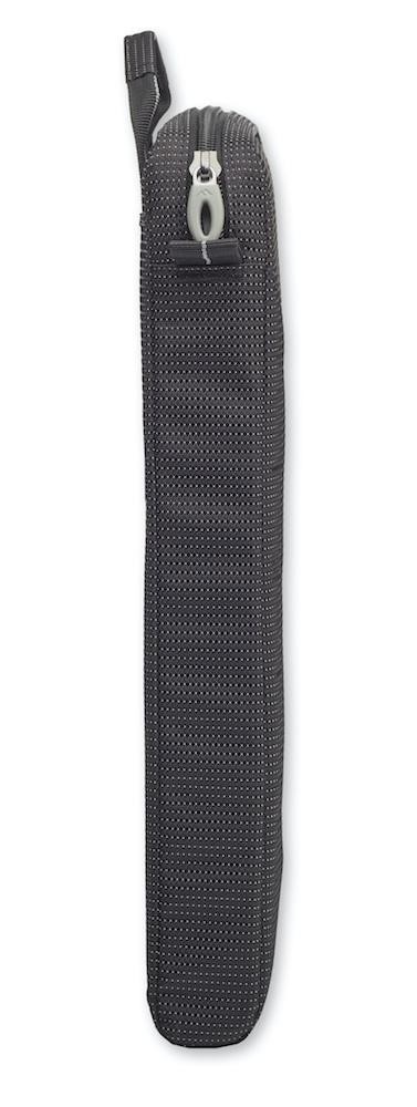 """Brenthaven Tred™ Sleeve with Pouch 12""""/13"""" - Black, BR-2736"""