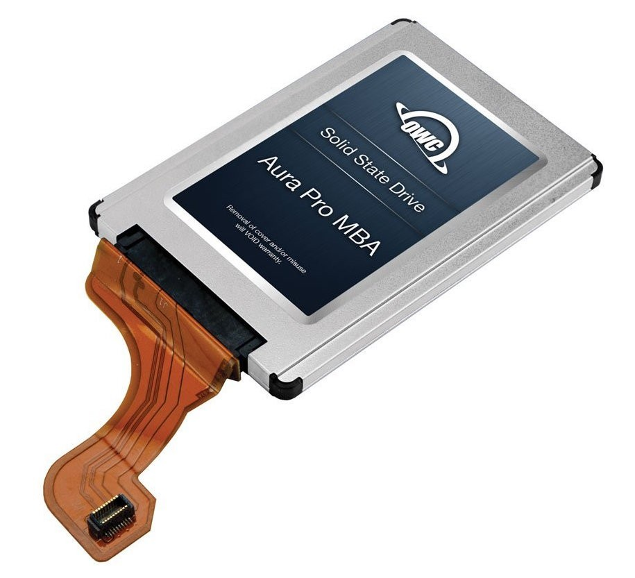 480GB OWC Aura Pro MBA 1.8-inch SATA 3.0Gb/s Solid-State Drive for MacBook Air 2008/2009, A08-OWCSSDAPMB480
