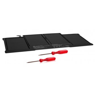 "NewerTech NuPower 55 Watt-Hour Battery For 13"" MacBook Air 2010 - 2015 - Repair Kit With Tools, NWTBAP13MBA55"