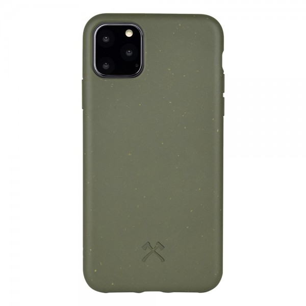 Woodcessories BioCase for iPhone 11 Pro - Green, eco323