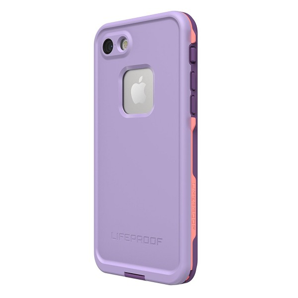 LifeProof FRE Case Suits iPhone 8/7 - Rose/Coral/Lilac, 77-56791