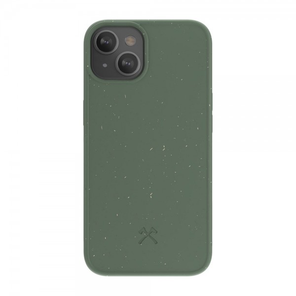 Woodcessories - BioCase - iPhone 13 - Green, eco550