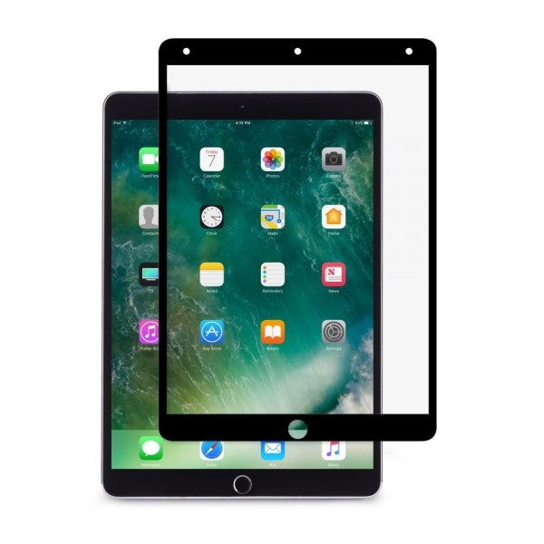 "Moshi iVisor AG for iPad Pro/Air 10.5"" - Black, 99MO020012"