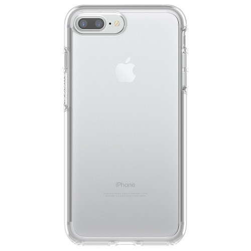 OtterBox SYMMETRY Clear Series Case for iPhone 8 Plus & iPhone 7 Plus - Clear