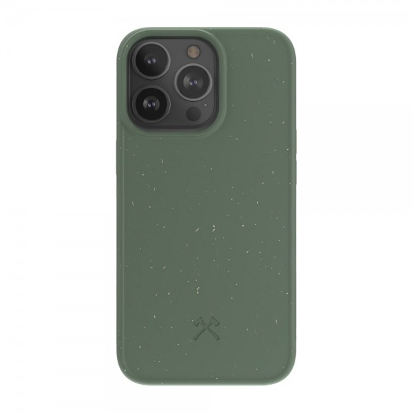Woodcessories - BioCase - iPhone 13 Pro - Green, eco554