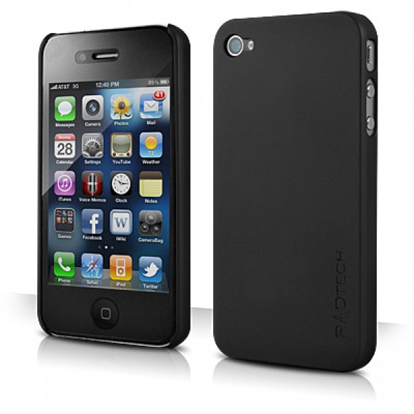 Radtech Signal Protective Snap-on Case for iPhone 4
